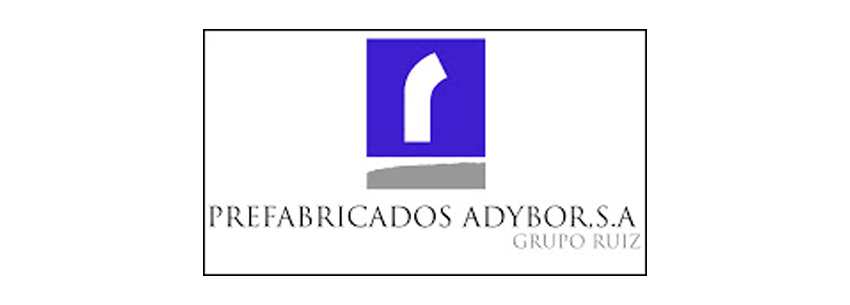 Logo Prefabricados Adybor