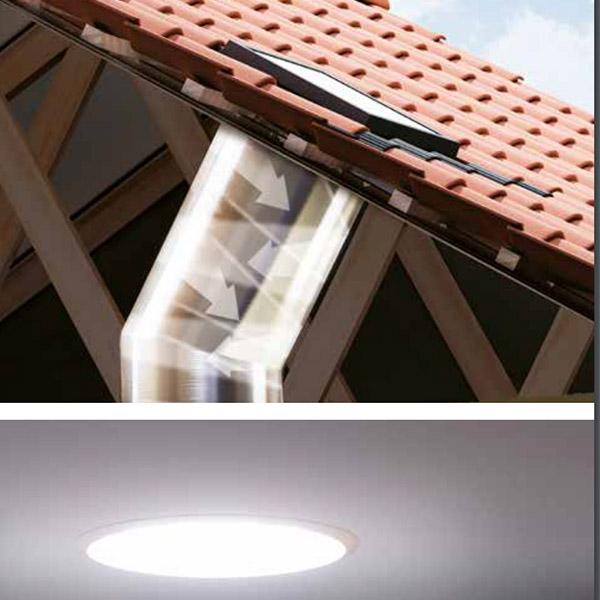VELUX tubo solar
